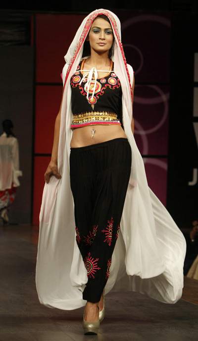 Pakistan Fashion-2013