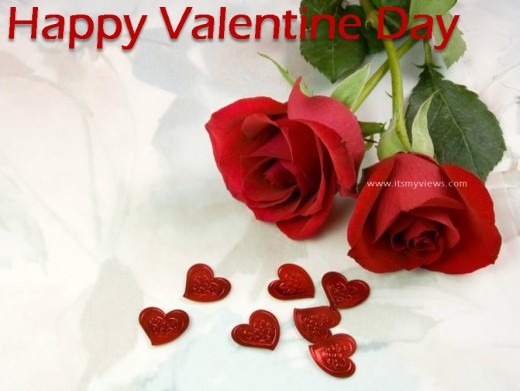 Red-Rose-Heart-Valentine Day-HD-widescreenWallpaperbackground