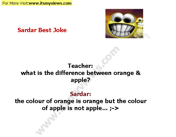 Latest Funny Sardar Urdu Jokes 2016 Itsmyviewscom