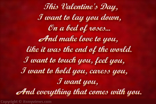 Valentines 2015 Day Messages Love Sms For Valentine  Online Quotes