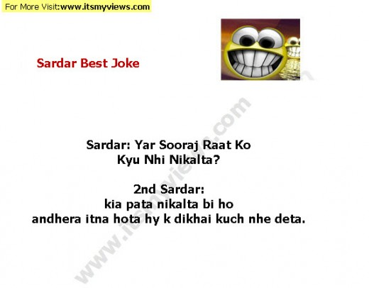 best sardar jokes hindi