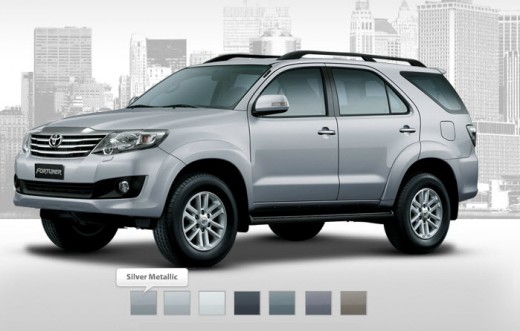 new-toyota fortuner 2013-available color in market in dubai usa