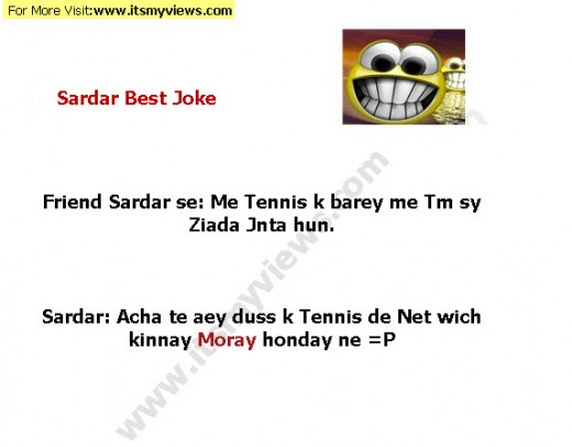 sardar-hot urdu joke picture