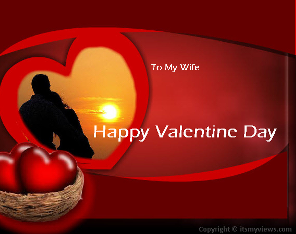 Valentine Day Quote For Wife : Collections Of Valentine Quotes Wife Love