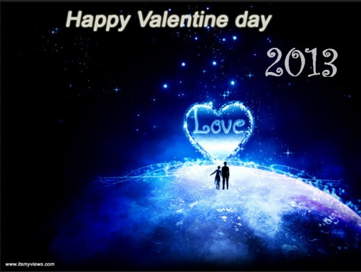 valentine-day-2013 HD wallpaper for mobile