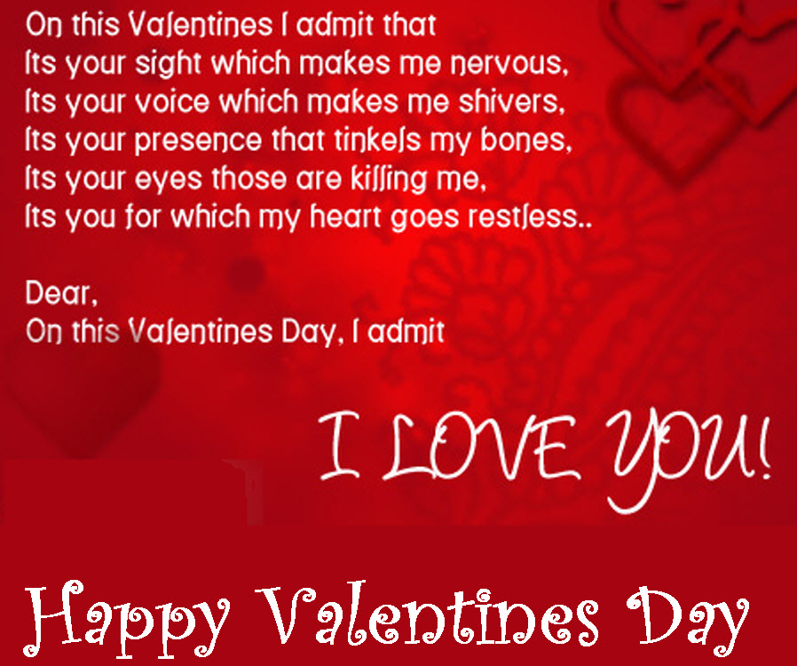 valentine-day-I-LOVE-You- Picture wallpapers