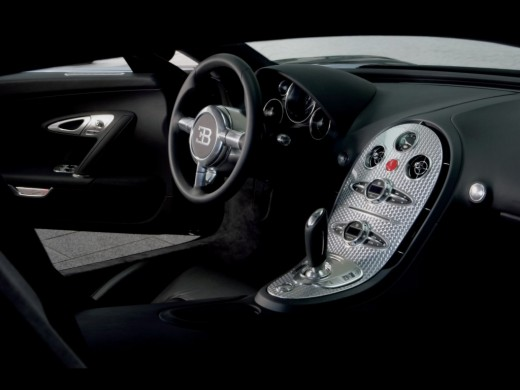 Bugatti_new-model interior picture_