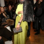Saudi princess Deena Abdulaziz Picture at Newyork Fashion Week Pictures