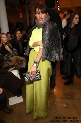 Deena-Abdulaziz Fashion Show in USA picture