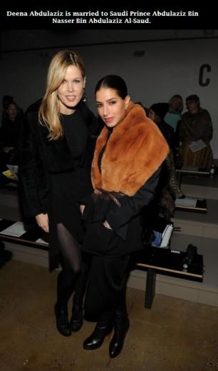 Deena-Abdulaziz-New-York-Fashion-Week picture