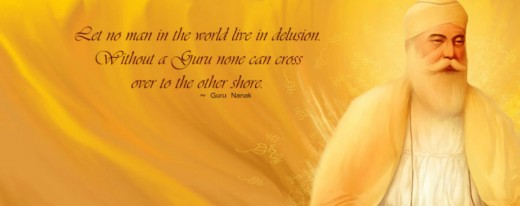 Guru nanak covepage picture for facebook 2013 2014