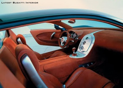 Latest-Bugatti--Car-Model 2013 2014 interior picture