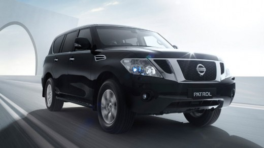 Latest-Nissan-Patrol-2013-2014 HD widescreen wallpaper