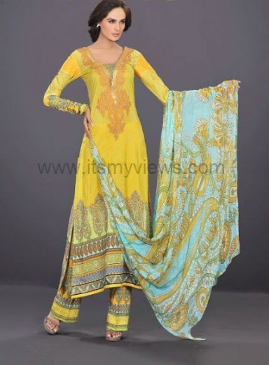 Latest-hsy-printed-neck-lawn-designs-2013-2014