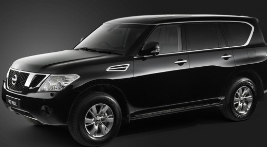 Nissan-Patrol-2013 2014 Black-Color-Picture
