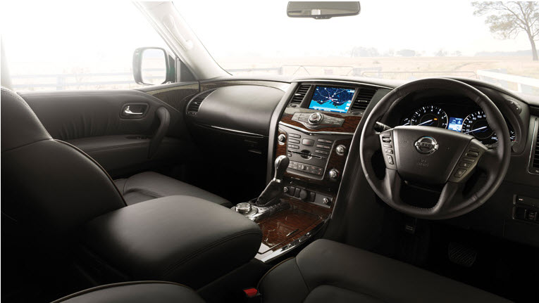 New Nissan Patrol 2013 User Review With Technical Specification