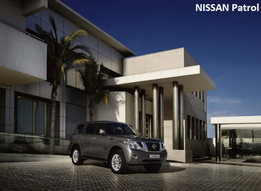 Nissan-Patrol-2013 New Model HD Widescreen Wallpaper