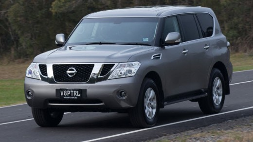 Nissan-Patrol-2013 Review