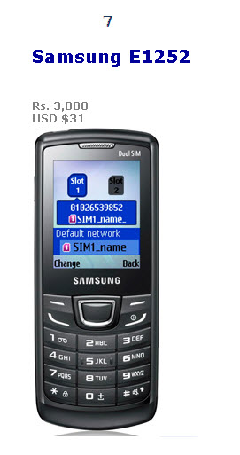 Sumsung-Dual-Sim-Cheap-Mobile Model 2013-2014