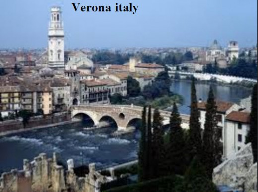 Verona- italy Most romantic place-2013 2014