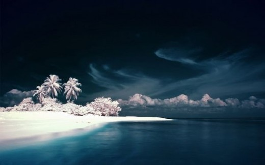 beautiful-beach-picture-at-night-2013-2014