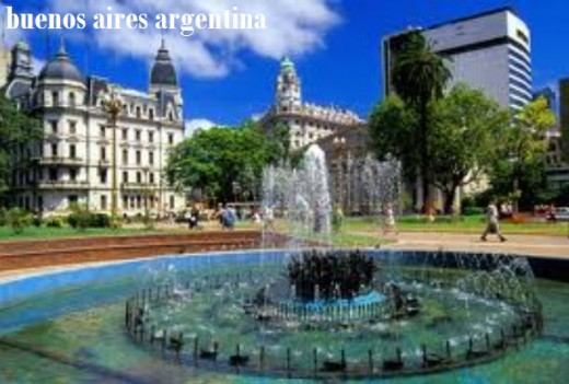 buenos-aires argentina-Honeymoon-city-best-outing-place