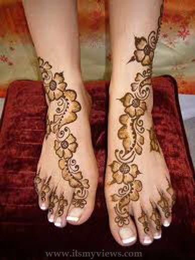 easy-bridal-feet-mehndi-designs-2013-2014