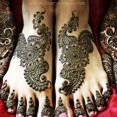 latest-arabic-mehndi-design-for-bridal-feet-2013-2014