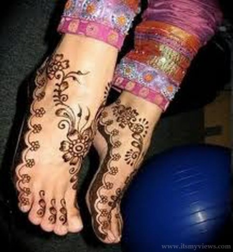 latest-bridal-mehndi-design-for-feet-2013-2014