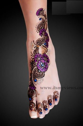 latest-brides-feet-mehndi-designs-2013-2014