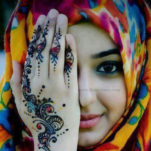 latest-stylish-gliter-mehndi-design-2013-2014