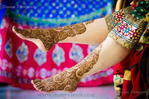 stylish-indian-mehndi-design-for-bridal-foot-2013-2014