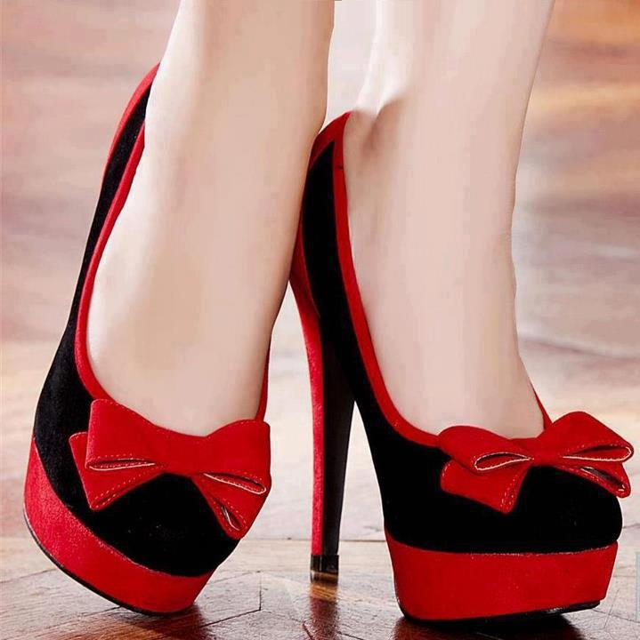 there are different type of high heel shoes available in market