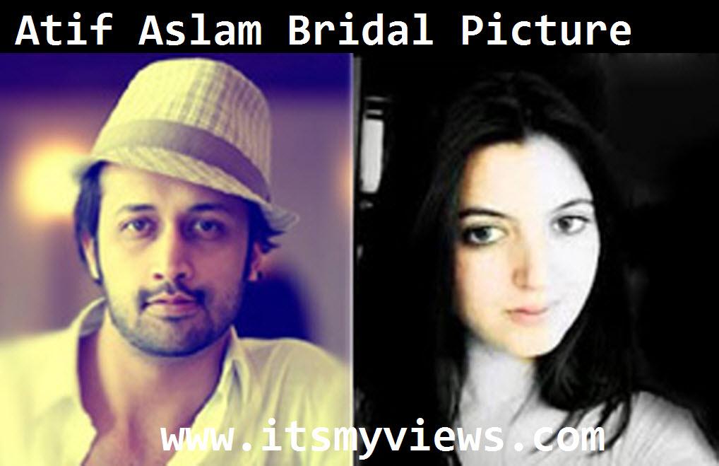 Atif-Aslam-Bridal-Pictures-Sara Bharwana