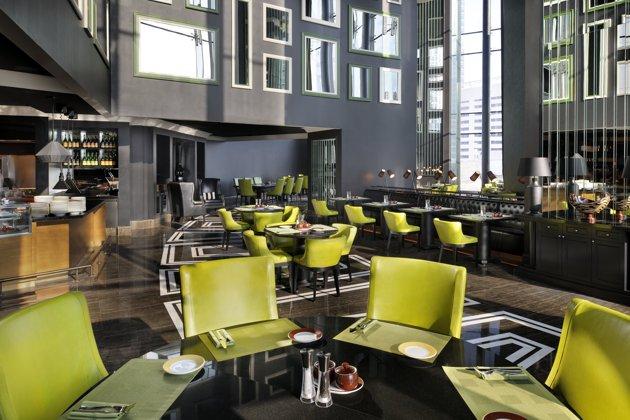 JW Marriott Marquis Hotel Dubai Interior