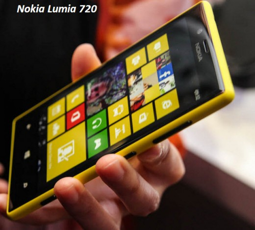 Latest-Nokia-Lumia-720-Mobile-Model-Price in USA UK