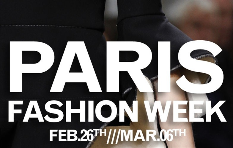 Paris-2013 fashion week pictures