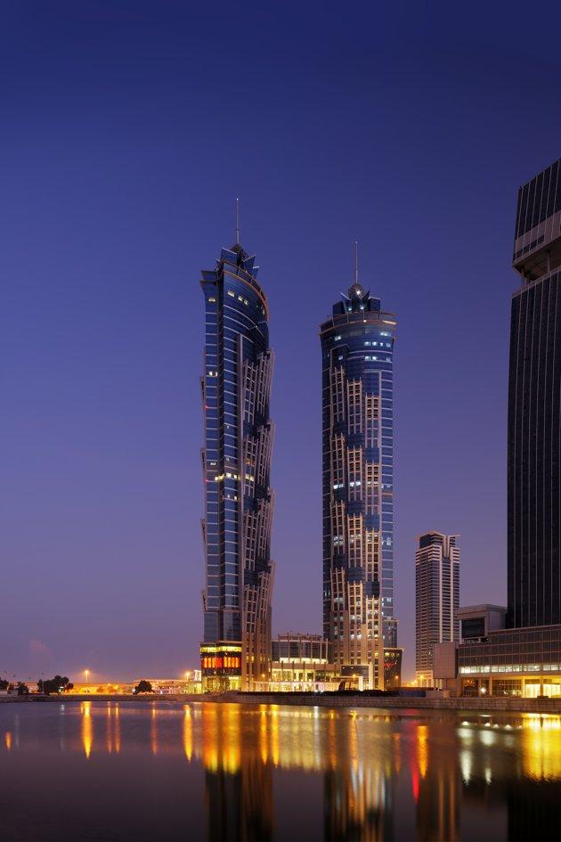 World-Tallest-Hotel Dubai Picture