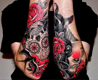 full-arm-tattoo-design-for-men-2013 2014