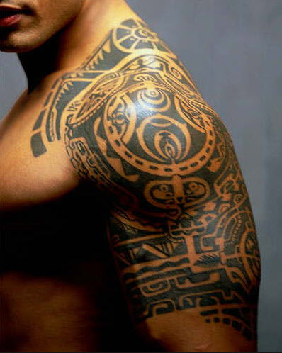latest-tattoo-idea to make an arm for man picture