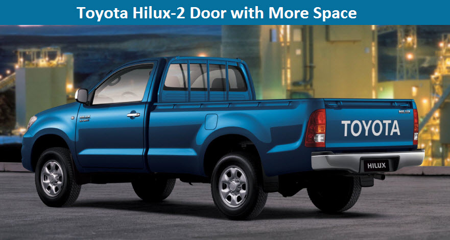 2-Door-Latest-Toyota-Hilux-blue-color-picture