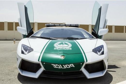 Dubai-Police-Lamborghini-Avantador-car-2013 2014