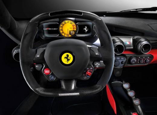 Latest-Ferrari-Sports-car-interior-dashboard-picture-2013 2014