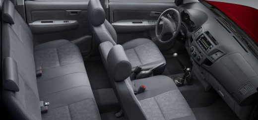 Latest-Toyota-Hilux-2013-2014-Interior Picture