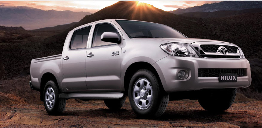 New Toyota Hilux 2014 Philippines