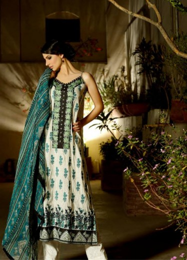 Khaadi-Lahore-store-new-dress-collection-2015-2016 Picture