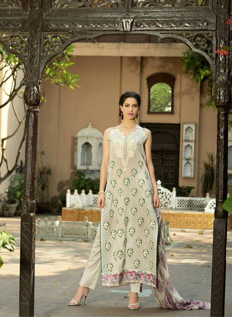 Khaadi new EID collection with price 2013 2014 - New Collection For This Summer...