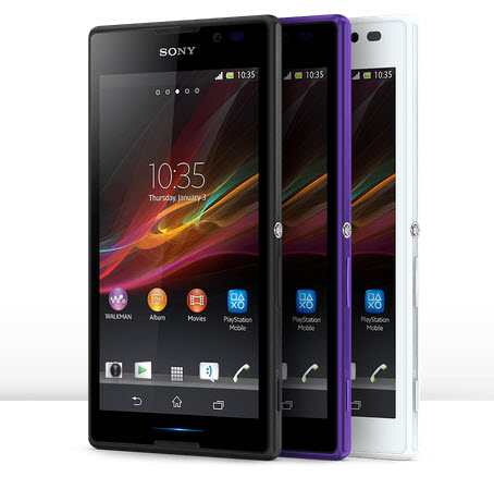 Sony-Xperia-C-Technical Specification and Price in pakistan India Dubai