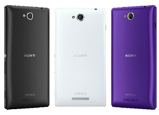 Sony-Xperia-C-available-Color-purple-white-black-with-price