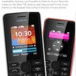 Latest Nokia 108 DUALSIM mobile model 2014 with Price
